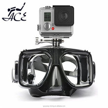 2015 New Waterproof Wide-angle Snorkeling Scuba Diving Mask Glasses Underwater Photography Video Hd Camera M271-CA