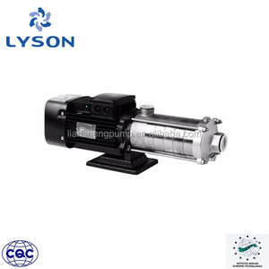 Electric Stainless Steel Light Horizontal Multi-Stage Centrifugal Pumps factory direct