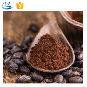 organic dark brown alkalized cocoa powder fat 10-12%