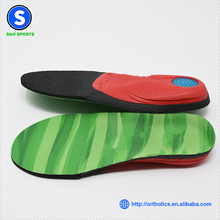 Middle Arch Support Custom Fit EVA Sole Shoe Insert Orthotic Insole