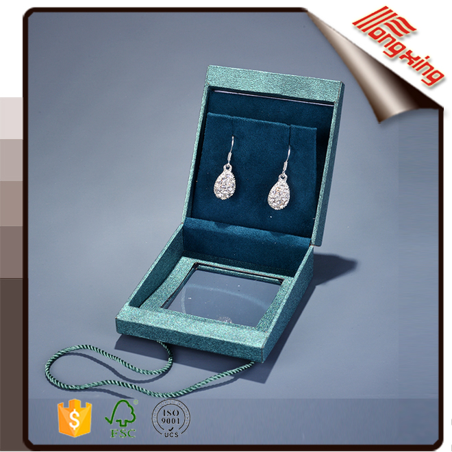 China manufacturers imported wholesale earring box
