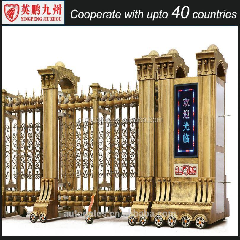 Hotel entrance doors main gate design buy main gate for Hotel entrance door designs
