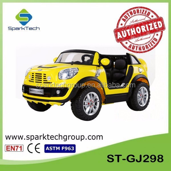 Licensed BMW Mini Beachcomber, Electric Beach Car, Car 12V ST-GJ298