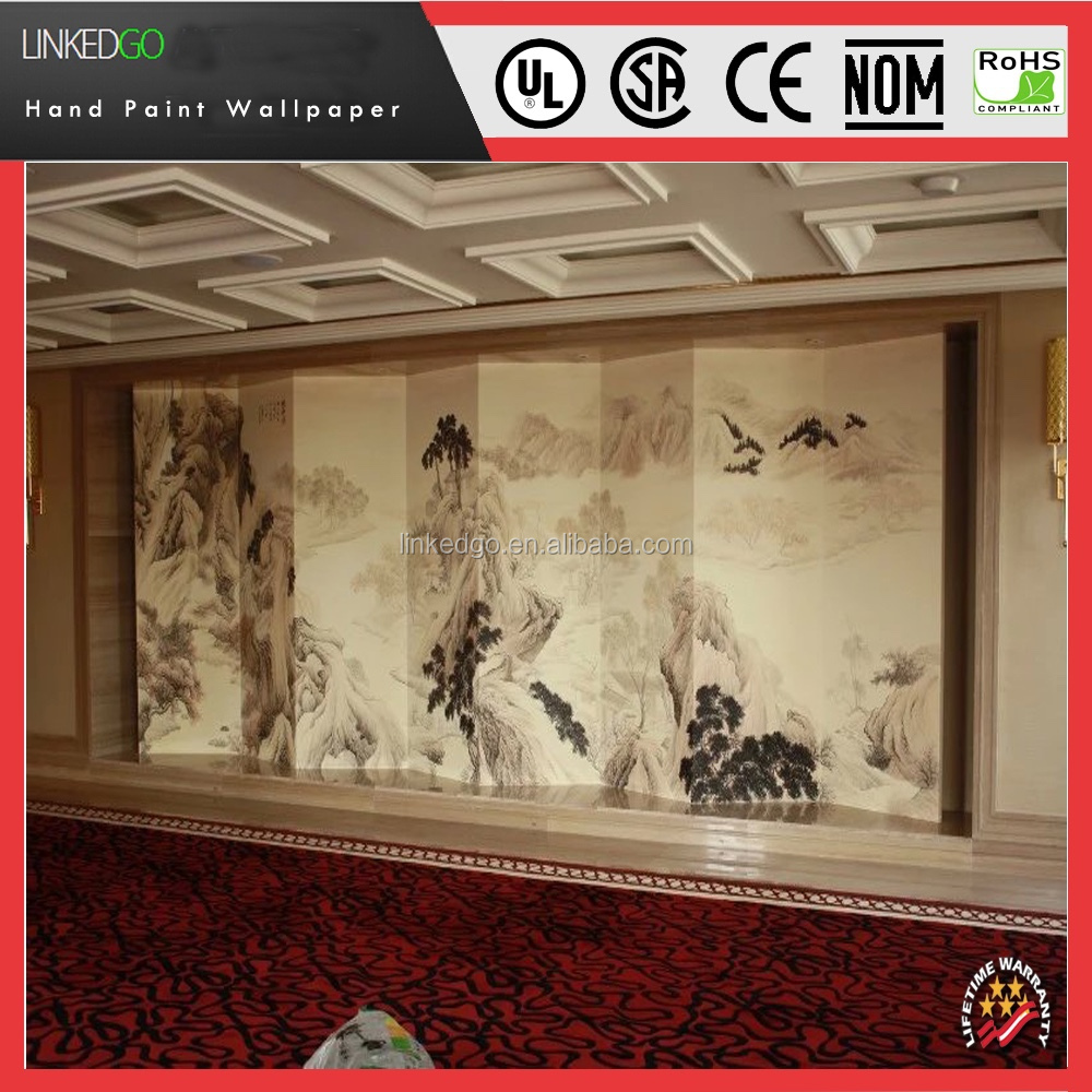 Professional customize restaurant wall decoration chinese