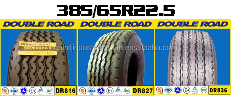 China Regroovable Pneu Truck Tire 385/65r22.5 Prices 315/385/365/80r22.5 255/75r22.5 275/80-22.5 To Burkina Faso/ Sengal