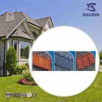 roofing underlayment metal roof tiles (traditional type)
