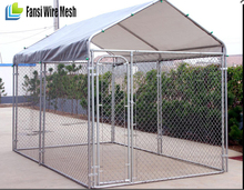 US and Canada hot sale high quality 10x10x6 dog kennels / 6x10x6 dog kennels for sale