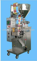 Shenhu SH-60J Automatic Honey, sauces, pesticides, cosmetics bag packing machine