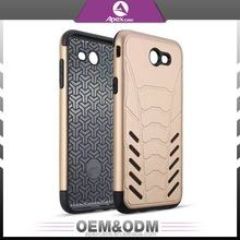 Cheap price pc + tpu back phone covers for samsung s8
