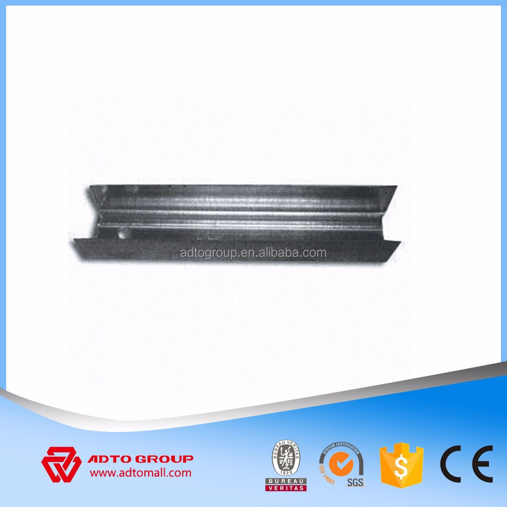 Types of Suspended Ceiling Materials J Trim with high quality