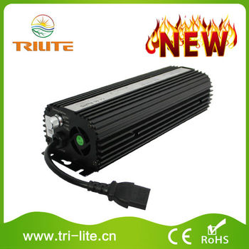 Hydroponic indoor 600w dimmable electronic ballast