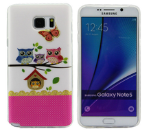 mobile phone case material plastic factory wholesale popular 3d mobile phone cover for samsung note 5 case
