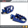 Alloy Material Motorcycle Footpeg Motocross Footpegs CNC Off parts For Harley