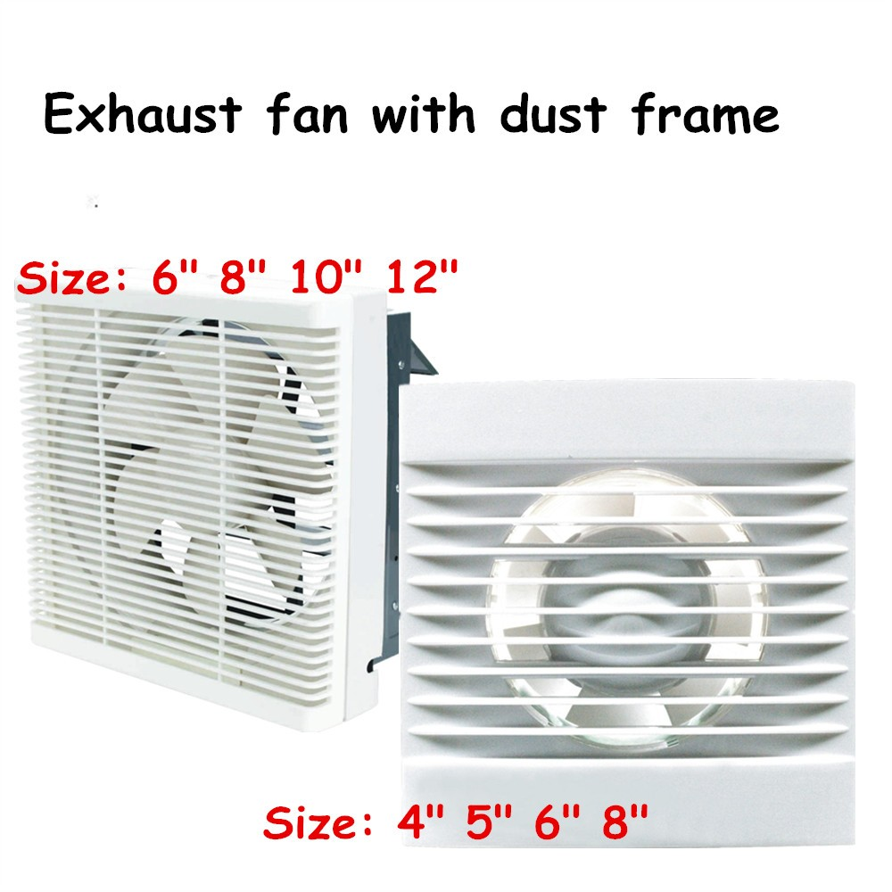 Two way kitchen bathroom smoke kdk exhaust fan view two for 8 kitchen exhaust fan