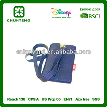 Simple mobile phone holder / Non-woven bags / Cellphone holder with polyester lanyard