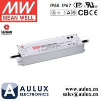 LED Driver 36V Wireless Mean Well HLG-185H-36A 185W 36V 5.2A Meanwell LED Driver For LED Street Light