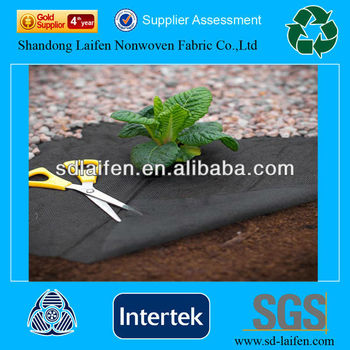 hot sale UV resistance nonwoven fabric against weed for thuja