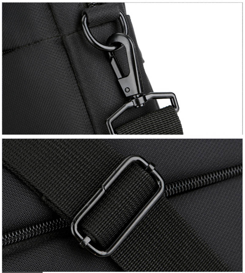 Fashionable Popular simple Business Single Shoulder notebook bags Briefcase computer laptop bag