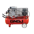 2hp 8bar industrial affordable piston belt driven mini air compressor