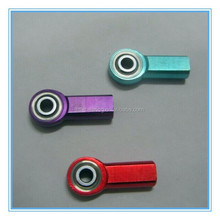 inch Custom color aluminum molding AM10 rod end joint / plastic rod ends bearing