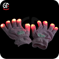 Wedding Vase Lighting Charming Led Party Gloves