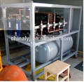 Newest Multifunctional Environmentally Two Level SF6 Gas Recovery Machine