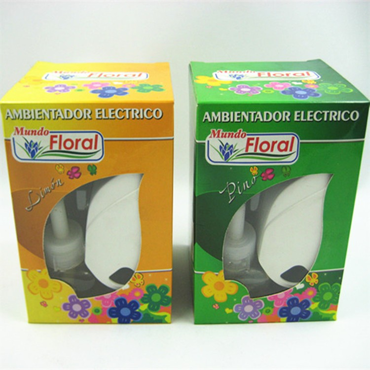 electric air freshener with plug in