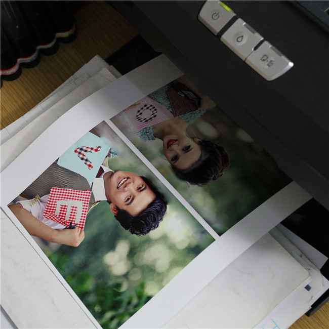 Sticker printer and cutter for glow in the dark stickers custom