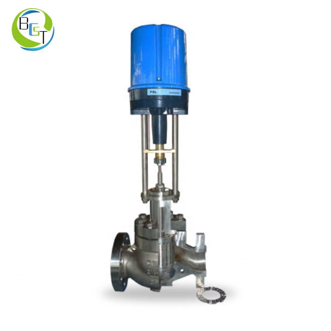 Motorized electric water pressure regulator control reducing <strong>valve</strong>
