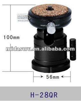 H-28QR ball head