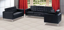 Top China Furniture fabric metal sofa set designs