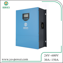 Yo power high efficiency 48v mppt solar charge controller 100A