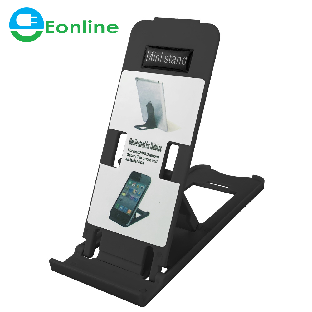 Universal Foldable Adjustable Mobile Plastic Holder Stand For Tablet Cell Phone for Iphone 4 4s 5 5s/Ipad <strong>2</strong> 3 4/Mini Ipad <strong>1</strong> <strong>2</strong>