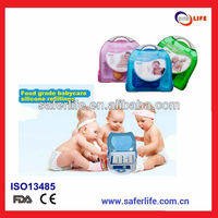2015 newborn food grade babycare silicone refilling Baby First Aid Care Baby First Aid Kit Care Kit Infant Childcare