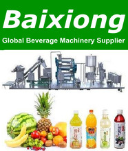 Small scale complete bottled mango juice manufacturing process (Hot sale)