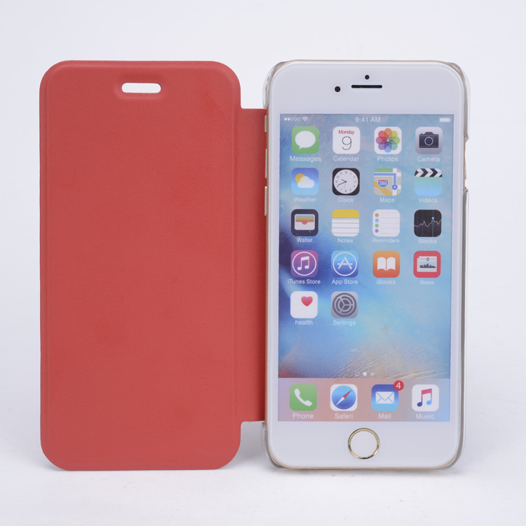 Ultra Slim Smart Phone Book Cover Case for iPhone 6S