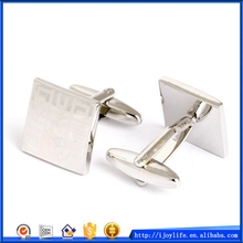 Design new products alloy cufflink movement