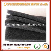Industrial universal cheap filter media eco-friendly Bio Washable Air Filter Foam