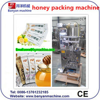 Plastic Automatic Packaging Material and Sealing Machine,Packing Machine Type Four sealing liquid packing
