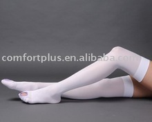 18mmHg anti-embolism thigh high stocking
