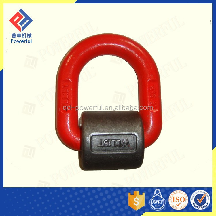 G80 ALLOY STEEL FORGED D RING