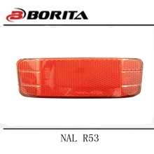 Borita Carrier Reflector K/BS Reflector Standard Bike Reflector