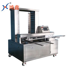 High speed automatic biscuit filling cookies moon cake production line