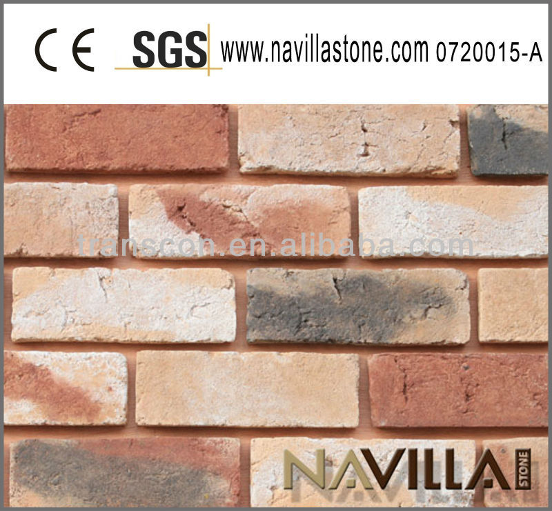 installation used red brick prices