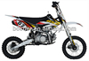 hot pit bike dirt bike moto motorcycle crf70 classic motor 125cc