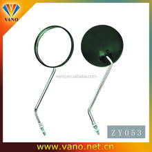 motorcycle bar end side mirror,plastic side mirror for motorcycle