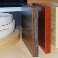 wood grain color pvc edging banding/band/tape/belt for furniture edge/brim/side decoration