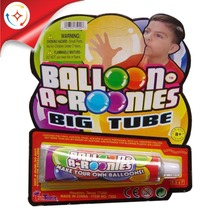 Novelty Blow up Bubble Balloons Made By Your Sefl Magic Balloon Gel Kit