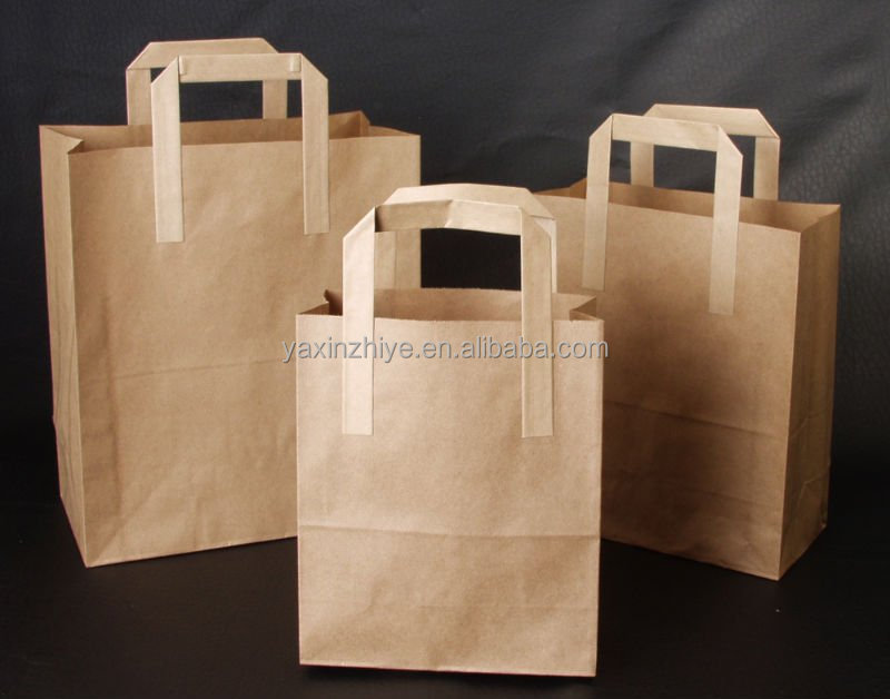 flat drawer handles paper bags with handles flat handles for gift box
