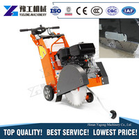 YG Pavement Concrete Cutter with Good Quality Cutting Blades for Sale
